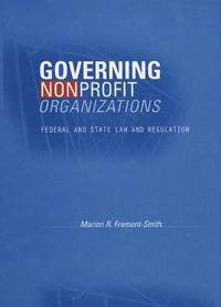 Governing Nonprofit Organizations