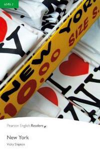 New York, Level 3, Pearson English Readers