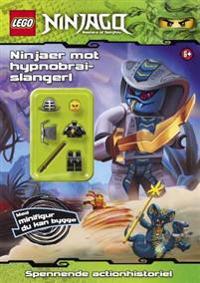 Lego Ninjago. Ninjaer mot hypnobrai-slanger!