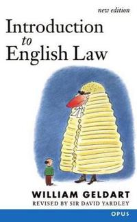 Introduction to English Law