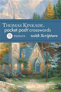 Thomas Kinkade Pocket Posh Crosswords 2 with Scripture: 75 Puzzles