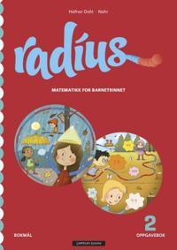 Radius 2 - Hanne Hafnor Dahl, May-Else Nohr pdf epub