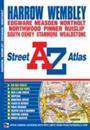 Harrow & wembley street atlas