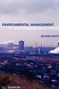 Environmental Management for Sustainable Development