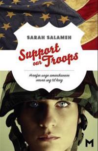 Support our troops - Sarah Salameh | Inprintwriters.org