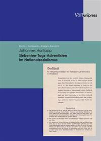 Siebenten-tags-adventisten Im Nationalsozialismus