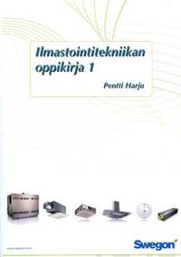 Ilmastointitekniikan oppikirja 1