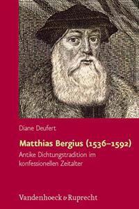 Matthias Bergius (1536-1592)