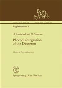 Photodisintegration of the Deuteron