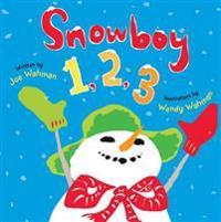 Snowboy 1, 2, 3: A Picture Book