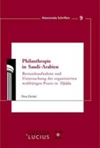Philanthropie in Saudi-Arabien