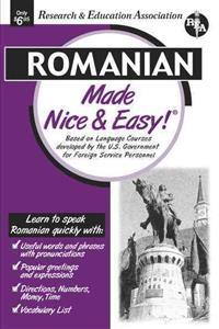 Romanian Made Nice & Easy!