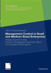 Management Control in Small and Medium-Sized Enterprises