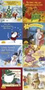 Pixi-BücherSerie W 24: Leise rieselt der Schnee. 64 Exemplare à EURO 0,95
