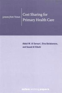 Cost Sharing for Primary Health Care