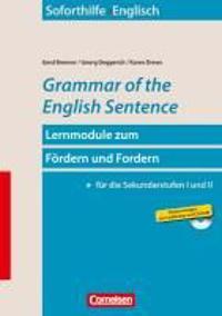 Drews, K: Soforthilfe Englisch: Grammar