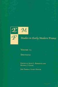 EMF: Studies in Early Modern France