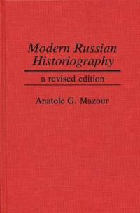 Modern Russian Historiography