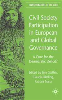 Civil Society Participation in European and Global Governance