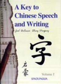 Key to Chinese Speech and Writing
