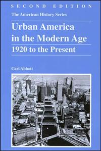 Urban American in the Modern Age