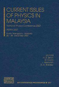 Current Issues of Physics in Malaysia