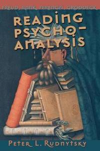Reading Psychoanalysis