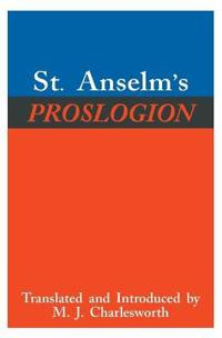 St. Anselm's Proslogion