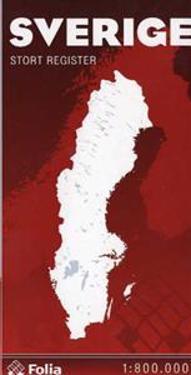 Sverige [Kartografiskt material]