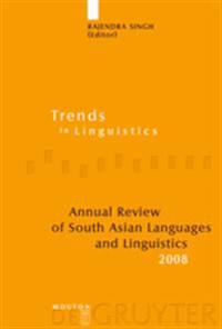 Annual Review of South Asian Languages and Linguistics