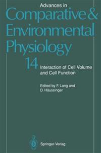 Advances in Comparative and Environmental Physiology