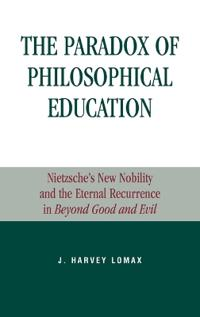 The Paradox of Philosophical Education