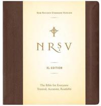 Large Print Bible-NRSV
