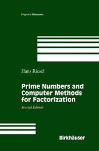 Prime Numbers and Computer Methods Fur Factorization