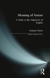 The Meaning of Syntax
