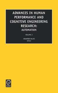 Advances in Human Performance and Cognitive Engineering Research