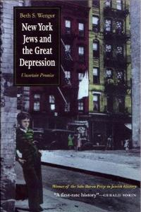 New York Jews and the Great Depression