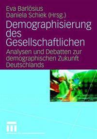 Demographisierung Des Gesellschaftlichen