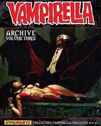 Vampirella Archives 3