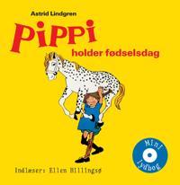 Pippi holder fødselsdag
