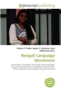 Bengali Language Movement