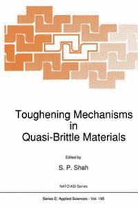 Toughening Mechanisms in Quasi-brittle Materials