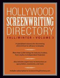 Hollywood Screenwriting Directory Fall/Winter