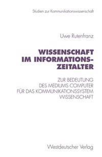 Wissenschaft Im Informationszeitalter