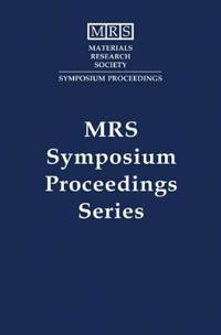 MRS Proceedings GaN, AIN, InN and Related Materials
