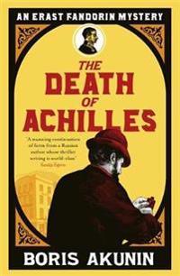 Death of achilles - erast fandorin 4