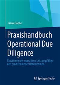 Praxishandbuch Operational Due Diligence