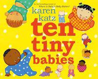 Ten Tiny Babies - Karen Katz  Karen Katz - böcker (9781416935469)     Bokhandel