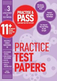 Practise & Pass 11+ Level Three  Practice Tests Variety Pack 1 - Peter Williams - böcker (9781844552757)     Bokhandel