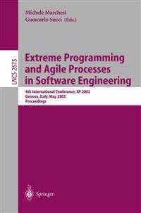 Extreme Programming and Agile Processes in Software Engineering